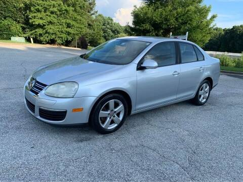 2008 Volkswagen Jetta for sale at Two Brothers Auto Sales in Loganville GA