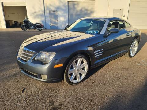 2008 Chrysler Crossfire for sale at NEW UNION FLEET SERVICES LLC in Goodyear AZ