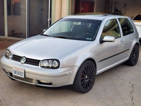 2005 Volkswagen GTI for sale at Gold Coast Motors in Lemon Grove CA