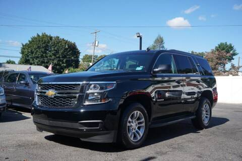 2015 Chevrolet Tahoe for sale at HD Auto Sales Corp. in Reading PA