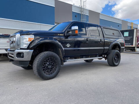 2011 Ford F-350 Super Duty for sale at Truck Buyers in Magrath AB
