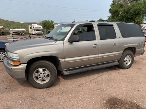 2003 Chevrolet Suburban for sale at PYRAMID MOTORS - Fountain Lot in Fountain CO