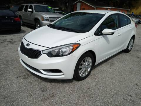 2016 Kia Forte for sale at Gold Motors Auto Group Inc in Tampa FL