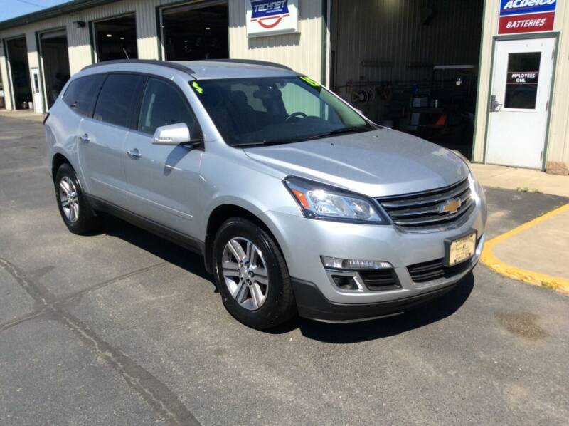 2015 Chevrolet Traverse for sale at TRI-STATE AUTO OUTLET CORP in Hokah MN