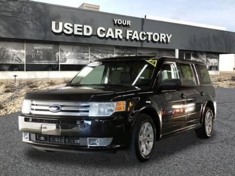 2011 Ford Flex for sale at JOELSCARZ.COM in Flushing MI