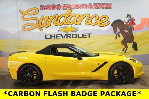 2015 Chevrolet Corvette for sale at Sundance Chevrolet in Grand Ledge MI