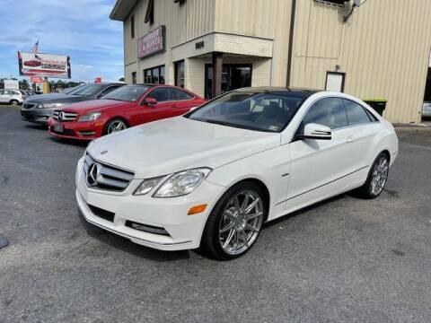 2012 Mercedes-Benz E-Class for sale at Premium Auto Collection in Chesapeake VA