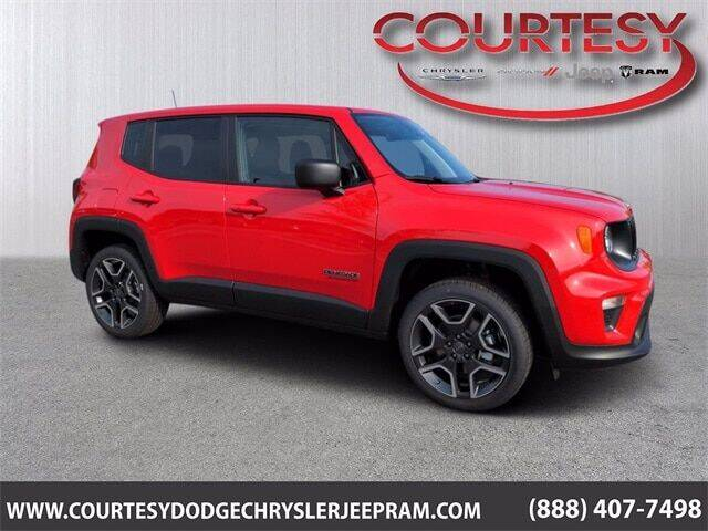 2021 Jeep Renegade for sale in Stonecrest, GA