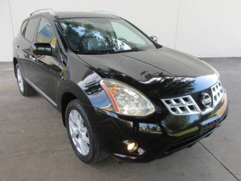 2013 Nissan Rogue for sale at QUALITY MOTORCARS in Richmond TX