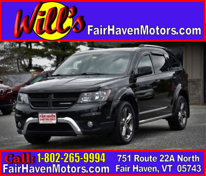 2015 Dodge Journey for sale at Will's Fair Haven Motors in Fair Haven VT