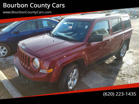 2012 Jeep Patriot for sale at Bourbon County Cars in Fort Scott KS