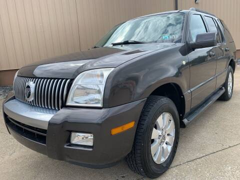 2006 Mercury Mountaineer for sale at Prime Auto Sales in Uniontown OH