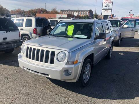 2010 Jeep Patriot for sale at LINDER'S AUTO SALES in Gastonia NC