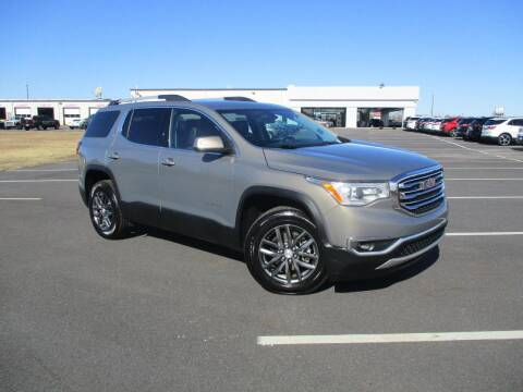 2019 GMC Acadia for sale at Auto Gallery Chevrolet in Commerce GA