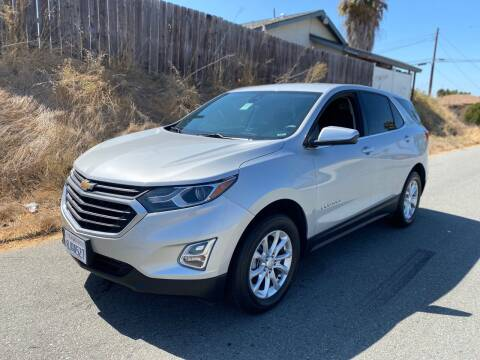 2020 Chevrolet Equinox for sale at Elite Car Center in Spring Valley CA