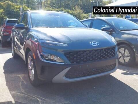 2022 Hyundai Kona for sale at Colonial Hyundai in Downingtown PA