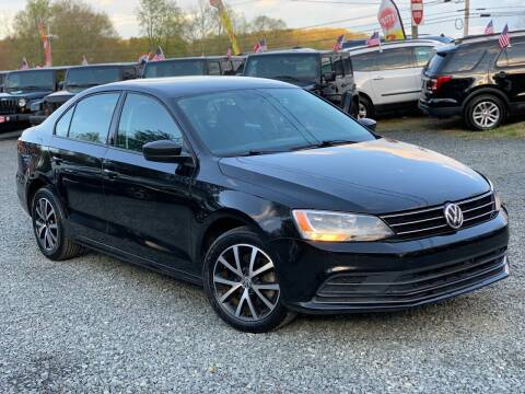 2016 Volkswagen Jetta for sale at A&M Auto Sale in Edgewood MD