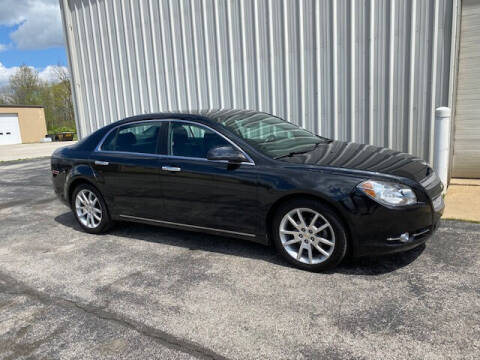 2010 Chevrolet Malibu for sale at Bruce Kunesh Auto Sales Inc in Defiance OH