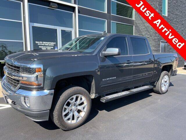 2017 Chevrolet Silverado 1500 for sale at Autohaus Group of St. Louis MO - 3015 South Hanley Road Lot in Saint Louis MO