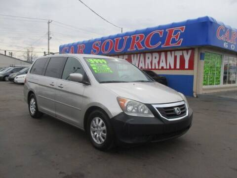 2009 Honda Odyssey for sale at CAR SOURCE OKC in Oklahoma City OK