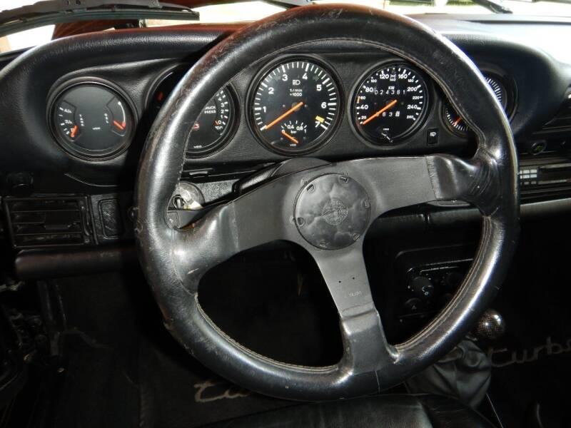1988 Porsche 911 Carrera 2dr Coupe - Los Angeles CA