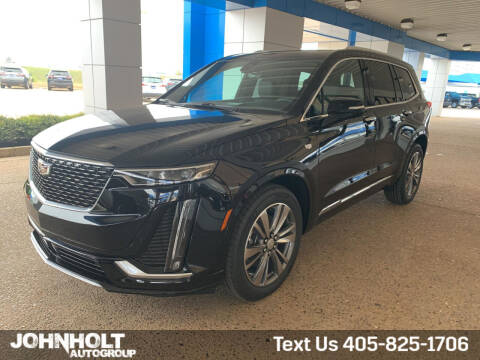 2021 Cadillac XT6 for sale at JOHN HOLT AUTO GROUP, INC. in Chickasha OK