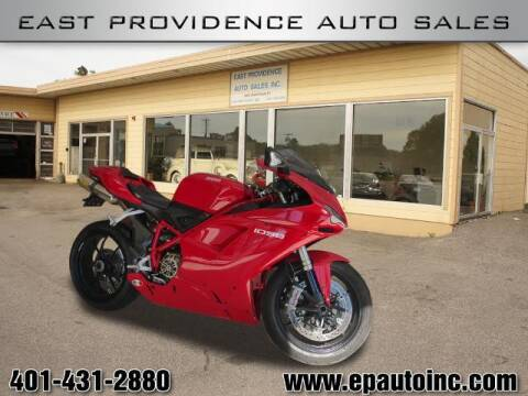 2007 Ducati 1098 for sale at East Providence Auto Sales in East Providence RI
