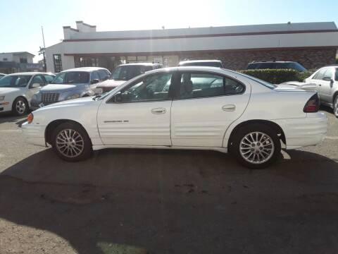 1999 Pontiac Grand Am for sale at Goleta Motors in Goleta CA