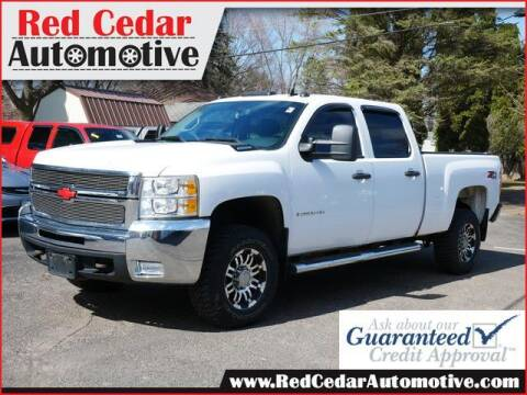 2008 Chevrolet Silverado 2500HD for sale at Red Cedar Automotive in Menomonie WI