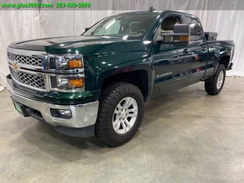2015 Chevrolet Silverado 1500 for sale at Green Light Auto Sales LLC in Bethany CT