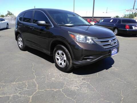 2014 Honda CR-V for sale at Hanford Auto Sales in Hanford CA