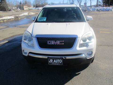 2007 GMC Acadia for sale at JR Auto in Brookings SD