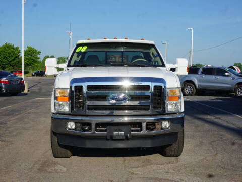 2008 Ford F-250 Super Duty for sale at FOWLERVILLE FORD in Fowlerville MI