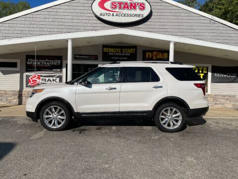 2014 Ford Explorer for sale at Stans Auto Sales in Wayland MI