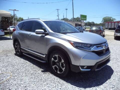 2017 Honda CR-V for sale at PICAYUNE AUTO SALES in Picayune MS