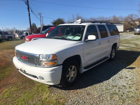 2005 GMC Yukon XL for sale at Clayton Auto Sales in Winston-Salem NC