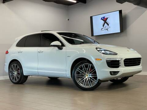 2015 Porsche Cayenne for sale at TX Auto Group in Houston TX