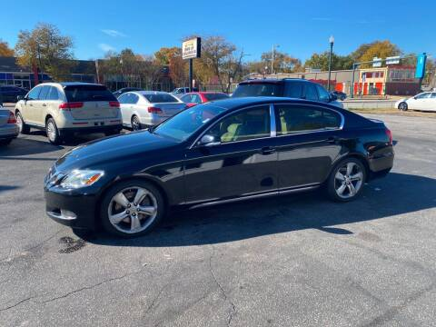 2008 Lexus GS 350 for sale at BWK of Columbia in Columbia SC