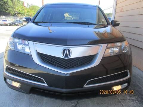 2011 Acura MDX for sale at Atlantic Motors in Chamblee GA