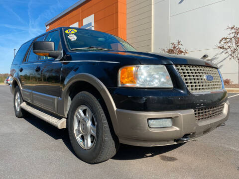2004 Ford Expedition for sale at ELAN AUTOMOTIVE GROUP in Buford GA