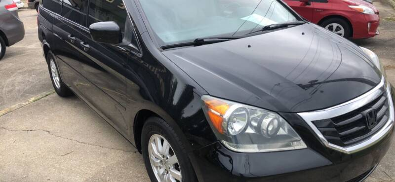 2008 Honda Odyssey for sale at Quality Wholesale Center Inc in Baton Rouge LA