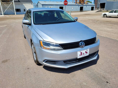 2012 Volkswagen Jetta for sale at J & S Auto Sales in Thompson ND