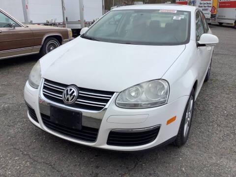 2009 Volkswagen Jetta for sale at Motuzas Automotive Inc. in Upton MA