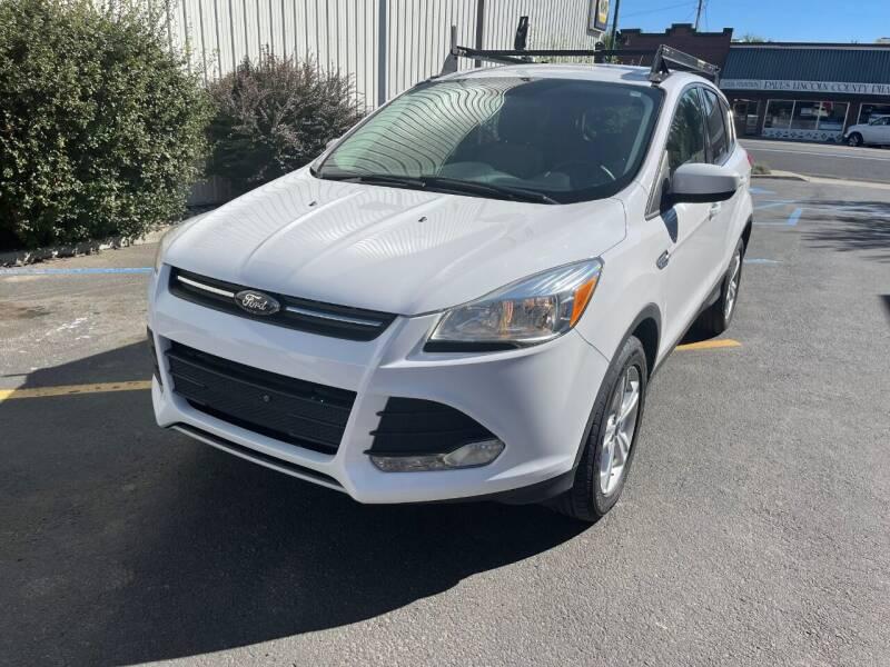 2016 Ford Escape for sale at DAVENPORT MOTOR COMPANY in Davenport WA
