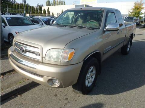 2005 Toyota Tundra for sale at Klean Carz in Seattle WA