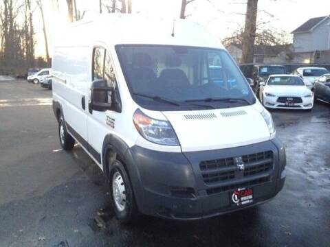 2017 RAM ProMaster Cargo for sale at EMG AUTO SALES in Avenel NJ
