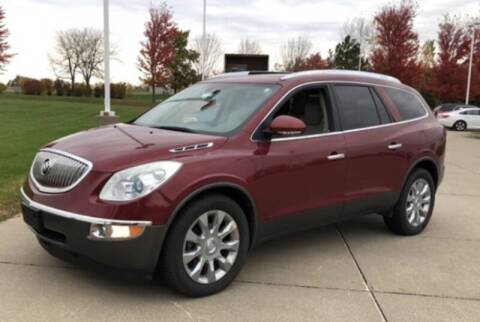 2011 Buick Enclave for sale at QUAD CITIES AUTO SALES in Milan IL