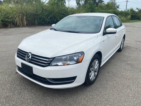 2014 Volkswagen Passat for sale at Mr. Auto in Hamilton OH