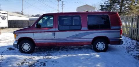 1998 Ford E-Series Cargo for sale at DANVILLE AUTO SALES in Danville IN