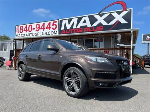 2013 Audi Q7 for sale at Maxx Autos Plus in Puyallup WA